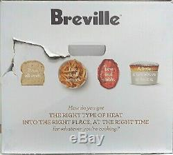 (100631) Breville the Smart Oven Air BOV900BSS New Open Box