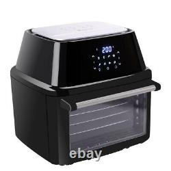 16.9QT Multi-function Capacity Air Fryer XL Oven Dehydrator Rotisserie Roast