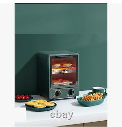220V 900W 12L small electric oven vertical household baking Mini multifunctional