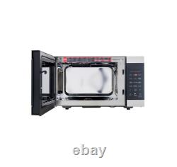 3-in-1 Counter-Top 0.9 Cu Ft Air Fry Microwave, 900 Watts Black NEW