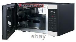Air Fry Countertop Microwave 0.9 cu ft Fryer Convection Oven Stainless Steel NEW