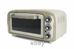 Ariete 979 Oven vintage 18 Lt Great Even For Pizza 1380W Positions 4 Firings