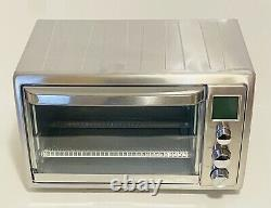 BLACK+DECKER TOD5035SS, 8-Slices or 12 Pizza, Convection Oven Stainless Steel