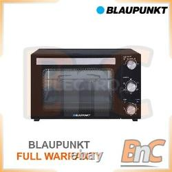 BLAUPUNKT Oven Electric 1800 W 45 L Compact Table Top Grill Baking Cooking Roast