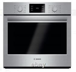 BOSCH HBL5451UC Stainless Steel Single Wall Convection OvenBrand New