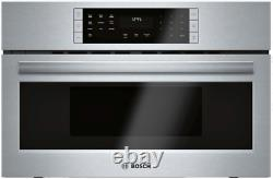 Bosch HMC80252UC 800 Series 30 Inch Speed Oven 1.6 cu. Ft. Capacity Stainless