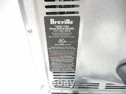 Breville BOV845BSS The Smart Oven Pro 1800W Convection Toaster