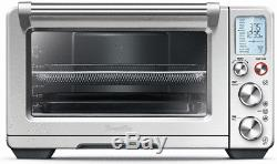 Breville Smart Oven Air Toaster Oven Brushed Stainless Steel BOV900BSS