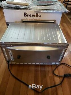 Breville the Smart Oven Air, Convection, Air Fryer, Dehydrate BOV900BSS Details