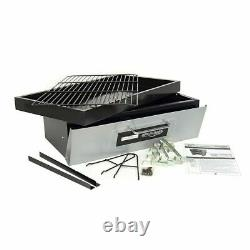 Build In Barbecue And Bake With Oven & BBQ Grill