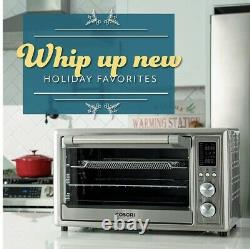 COSORI CO130-AO 12-in-1 Air Fryer Toaster Oven Combo Countertop Dehydrator