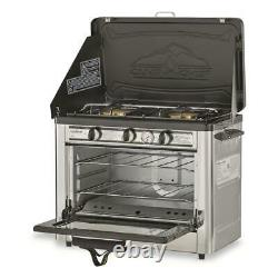 Camp Chef Deluxe Outdoor Oven/Free Ship