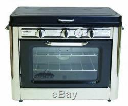 Camp Chef Outdoor Camp Oven 2 Burner Range, Oven, Single COVENCC