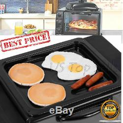 Chef Multi-Function Vertical Oven Bake Rotisserie Roast Grill/Griddle Toaster HQ
