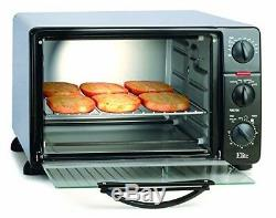 Chef Multi-Function horizontal Oven Bake Rotisserie Roast Grill/Griddle Toaster