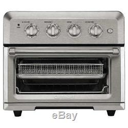 Cuisinart Air Fryer Toaster Oven, Convection Broil, Bake, Broil, Warm, Toast