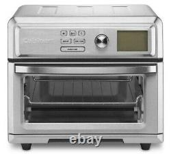 Cuisinart TOA-65 1800W Stainless Steel Digital AirFryer Toaster Oven