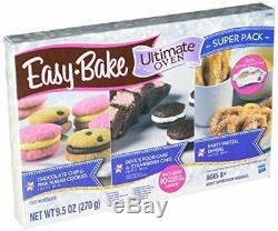 Easy Bake Refill Super Pack Oven Mix 12 Mixes Hasbro Ultimate New Cookies Cake