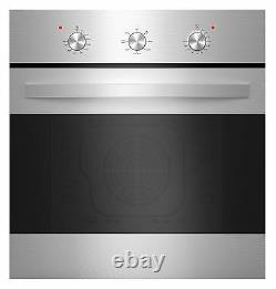 Empava 24 Tempered Glass Electric Built-in Single Wall Oven 2800W 220V
