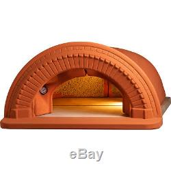 Forniref Brick Hearth Custom Outdoor Kitchen Bread Baking Pizza Oven Wood Fired