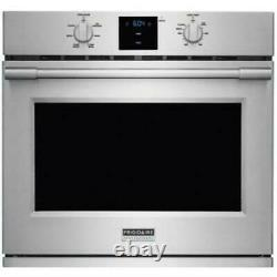 Frigidaire Professional 30 Single Electric Wall Oven FPEW3077RF Stainless Steel