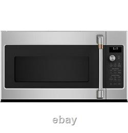 GE Cafe Stainless Kitchen Package with 30 Dual Fuel Range