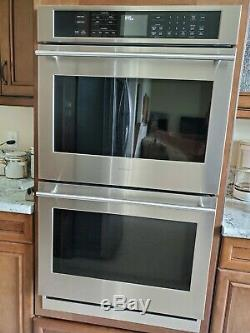 GE MONOGRAMZET9550SHSS30Dual Electric Convection Double Wall OvenNew Other