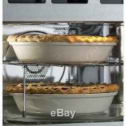 GE Profile 30 Built in Convection Microwave in Stainless-PWB7030SLSS