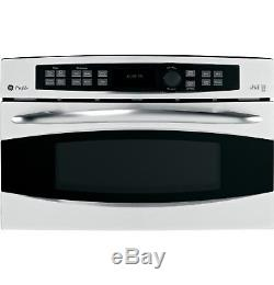 GE Profile Series PSB1201NSS 30'', Single Wall Speed Oven, Convection Bake