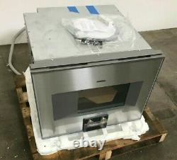 Gaggenau BS474611 400 Series 24 Electric Combi-Steam Oven Right Hinge Stainless