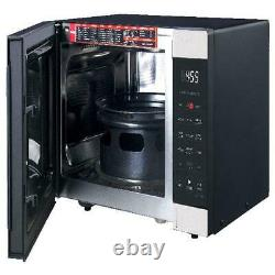 Galanz 0.9 Cu. Ft Air Fry Microwave 3-in-1 countertop air fryer, convection oven
