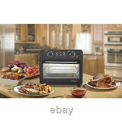 Healthy Choice Electric Convection Air Fryer 23L 1700W Fry Oven Roast Toast Bake