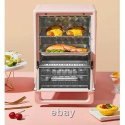 Hello Kitty Electric Mini Oven 220V Cake Bread Pizza Baking Pink Cupcakes