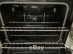 Jenn-air Jjw2830wp 30 Pro Style Double Wall Oven