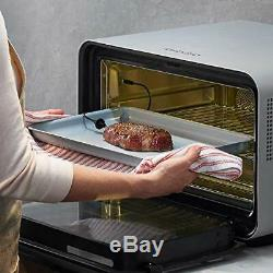 June Life Oven plus Gourmet Package. Do-it-all smart countertop convection