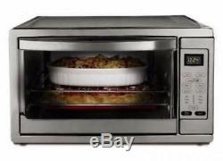 Kitchen Convection Oven Extra Large Counter Top Appliances Grill Cooking