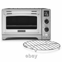 KitchenAid KCO273SS 12 Convection Bake Digital Countertop Oven Stainless Stee