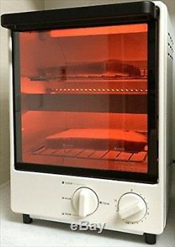 MUJI Oven Toaster vertical mold MJ-OTL10A Japan-Import Brand-NEW