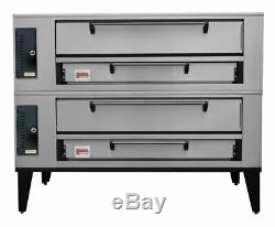 Marsal SD-10866 Gas Deck-Type Pizza Bake Oven
