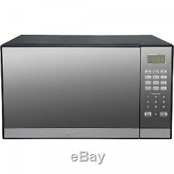 Microwave Oven With Grill Countertop Kitchen Cooker 1.3 Cu. Ft. Stainless Steel