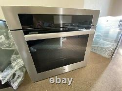 Miele Contourline M-touch Series H6780bp 30 Built In Single Electric Oven