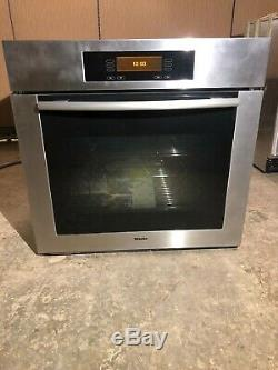 Miele H4880BP 30 Electric Wall Oven