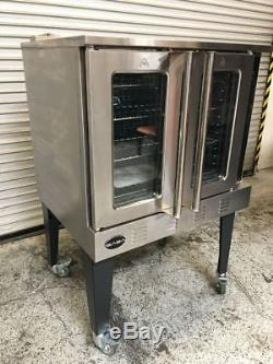 NEW Gas Convection Oven SABA GCO613 #6430 Commercial Baking Cooking Oven NSF