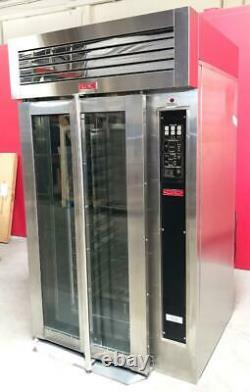 NEW LBC LMO Max-G 525°F Bakery Restaurant Roll-In Rotating Rack Gas Baking Oven