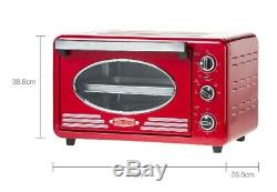 New 21L Commercial Household Multi-function Baking Tool Benchtop Electric Oven #
