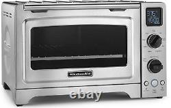 New KitchenAid Digital Stainless Steel Convection Oven KCO273SS Even-Heat Tech