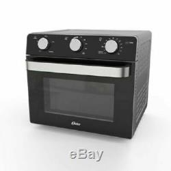 New Oster Countertop Oven/air Fryer Toast Convection Bake Broil Warm Crispy Fry