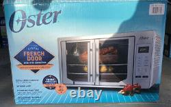 New Oster Digital French Door Countertop Oven Turbo Convection FAST SHIPPING