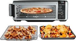 Ninja SP101 Toaster Oven with Air Fryer Stainless Steel/Black