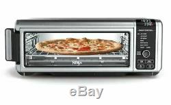 Ninja Toaster Oven with Air Fryer Stainless Steel/Black (ModelSP101)